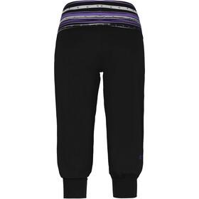 E9 Luna Naiset Lyhyet housut , musta